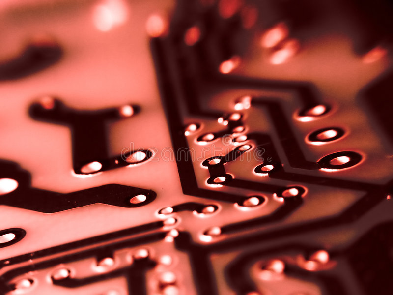 Download Electronics stock photo. Image of paths, tech, connected - 109182