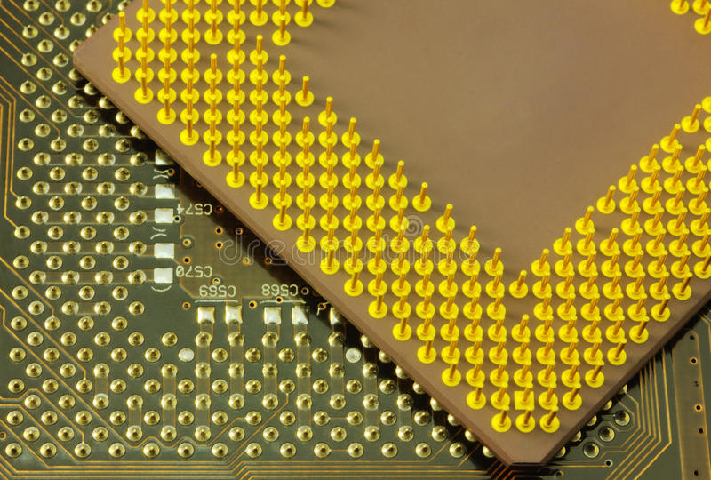 Electronics stock photography