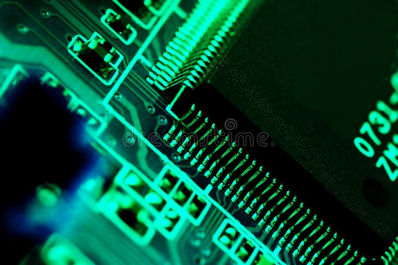 Electronics Royalty Free Stock Images