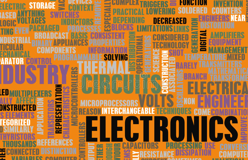 Download Electronics Industry Royalty Free Stock Photo - Image: 18253325