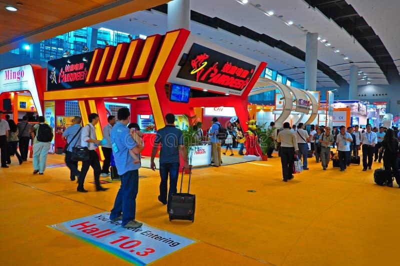 Download Electronics Pavilion At Canton Fair 2011 Editorial Image - Image: 21724465