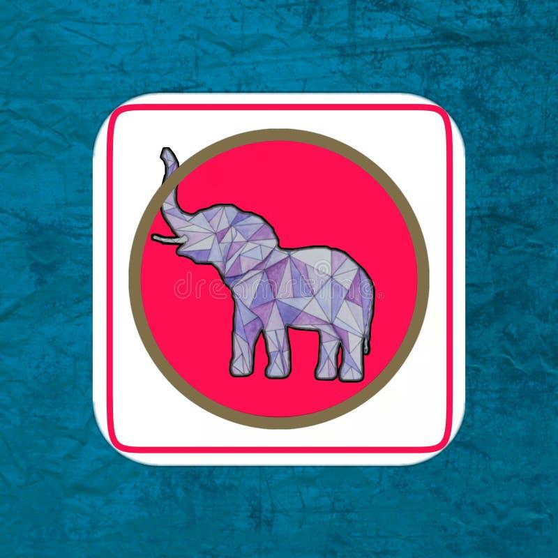 Elefant 1 stockfoto