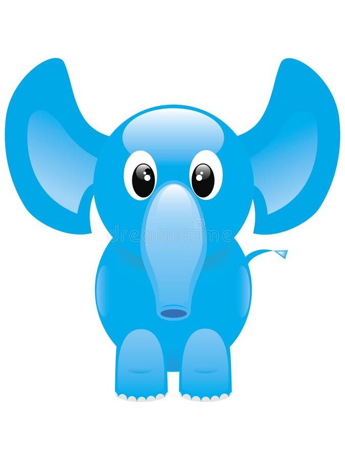 Elefante ilustração stock