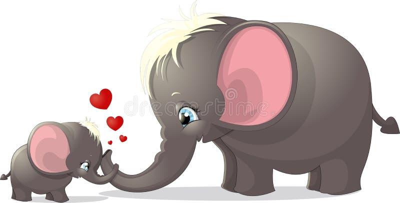 Elefante royalty illustrazione gratis