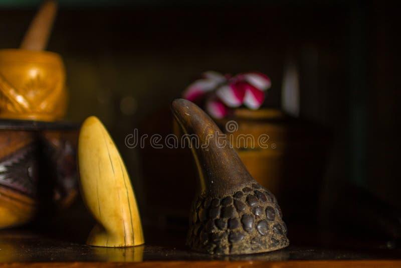 Elefante branco e preto modelo do marfim fotos de stock royalty free