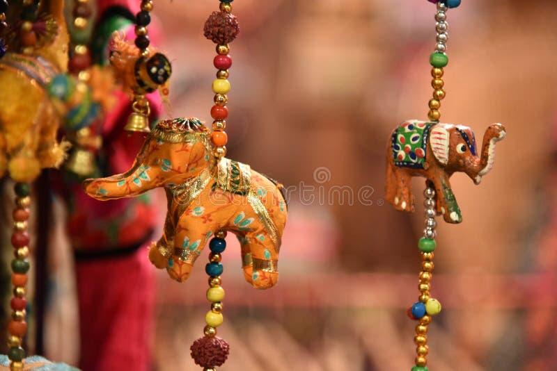 Elefante dalla madre fotografia stock