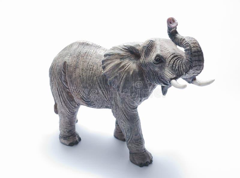 Elefante de cerámica imágenes de archivo libres de regalías
