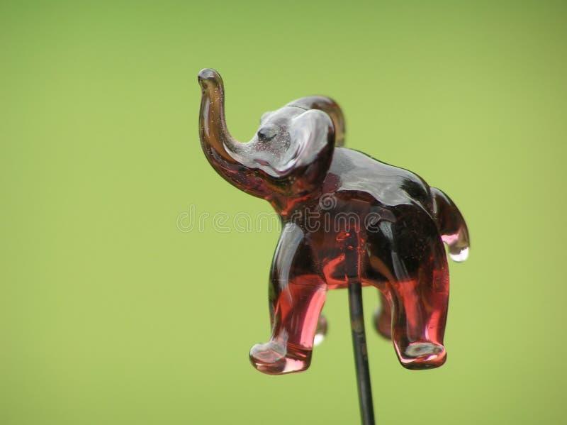 Download Elefante principal del Pin foto de archivo. Imagen de cristal - 178934