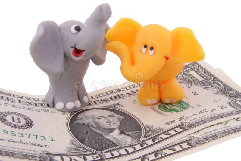 Download Elefanti immagine stock. Immagine di commercio, miniatura - 7314611