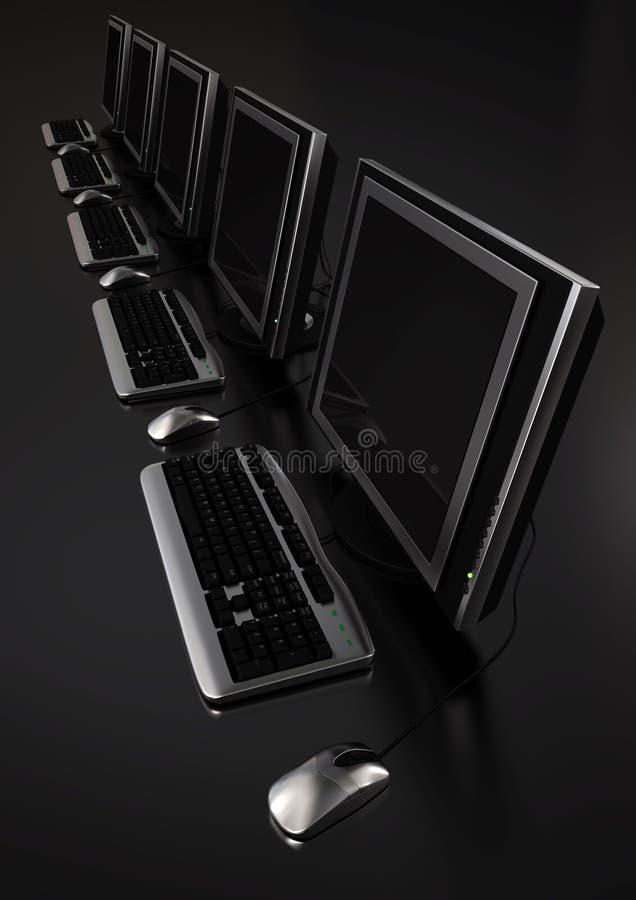 Elegância da tecnologia ilustração do vetor