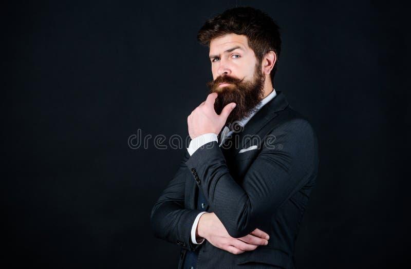 Eleg?ncia e estilo masculino Conceito da forma Equipamento formal do desgaste do indiv?duo Fundo elegante do preto do equipamento fotos de stock royalty free