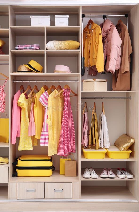 Eleganccy ubrania, buty fotografia stock