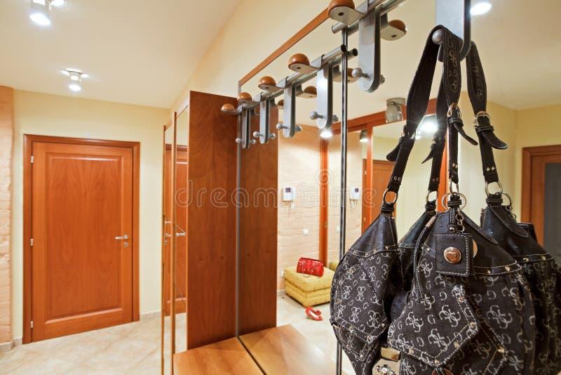 Download Elegance Anteroom Interior In Warm Tones Stock Image - Image: 15277495