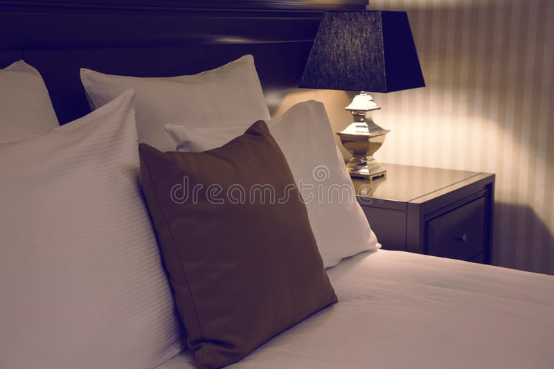 Download Elegance bedroom stock photo. Image of background, horizontal - 29856952