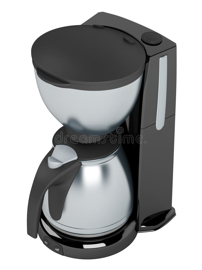 Download Elegance Cofee Machine Royalty Free Stock Photography - Image: 24069467
