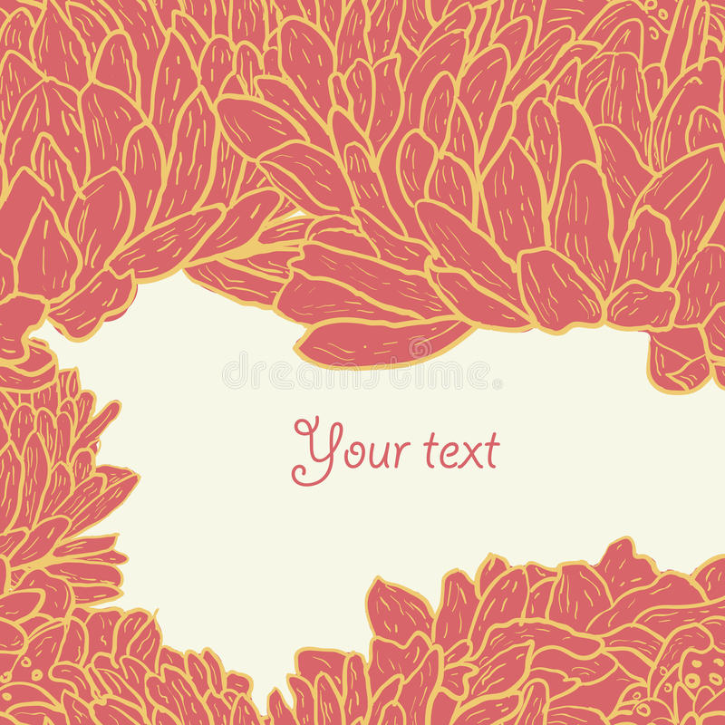 Download Elegance Floral Card Royalty Free Stock Photo - Image: 22143375
