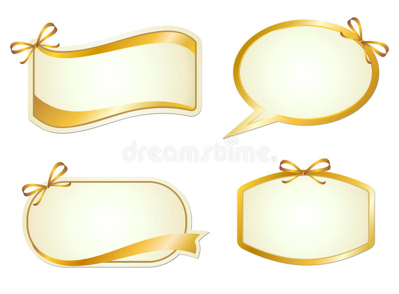 Elegance graphic sign with ribbon. High quality elegance sign with ribbon.This image is a illustration and can be scaled to any size without loss of resolution vector illustration