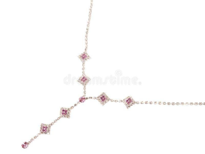 Elegance Necklace Stock Photos
