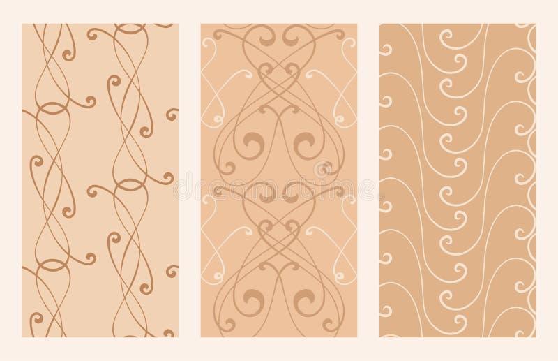 Download Elegance Seamless Backgrounds Stock Vector - Image: 8297561