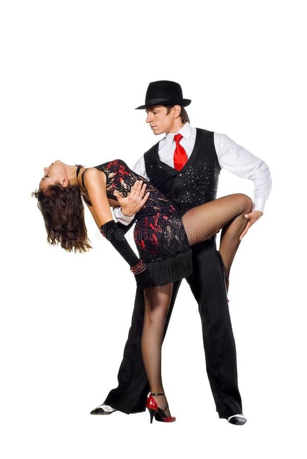 Download Elegance Tango dancers stock photo. Image of event, caucasian - 16283786