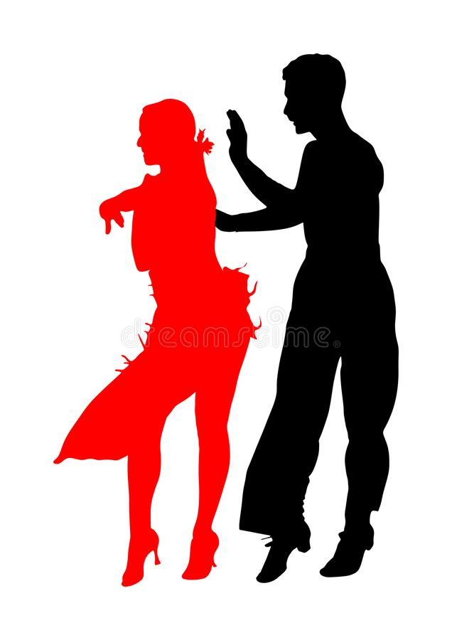 Dancers Latin Silhouette Stock Illustrations 681 Dancers Latin Silhouette Stock Illustrations Vectors Clipart Dreamstime