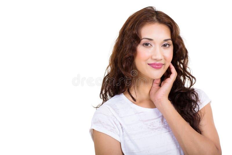 Elegancka młoda kobieta obraz stock