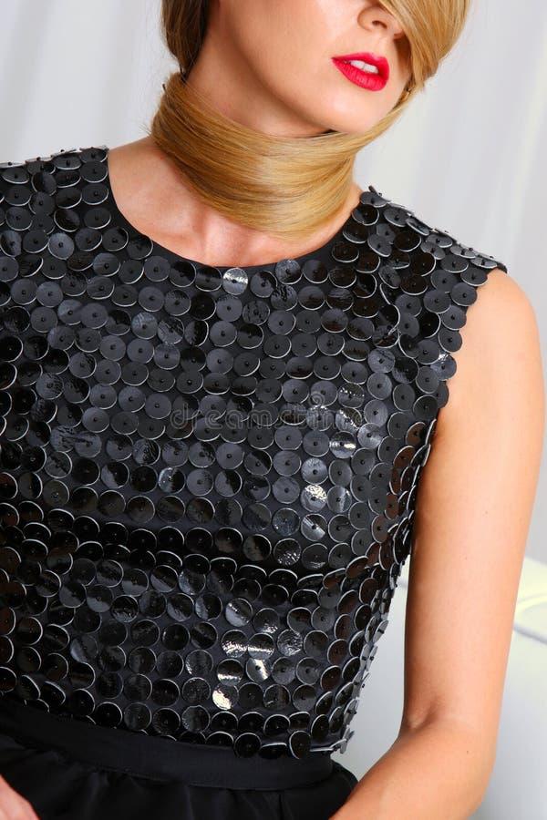 Download Elegancka suknia obraz stock. Obraz złożonej z szczegółowy - 28955945