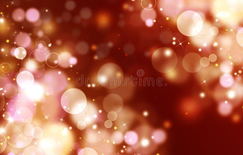Elegancki świąteczny tło ilustracji