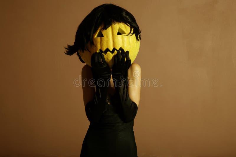 elegancki Halloween fantoma obrazy stock