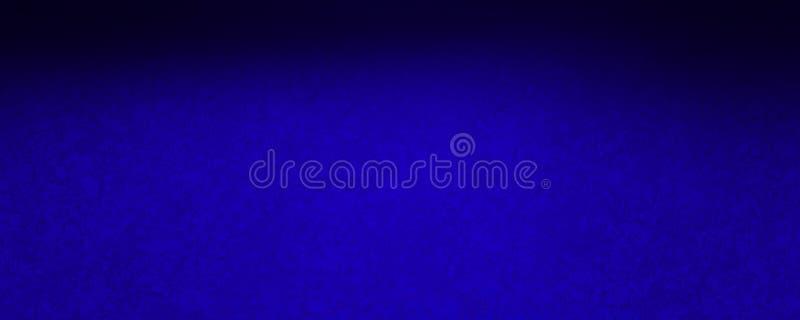 Elegancki szafirowy błękitny tło z czerń wierzchołka rabatowym i zakłopotanym rocznikiem textured grunge projekt ilustracji