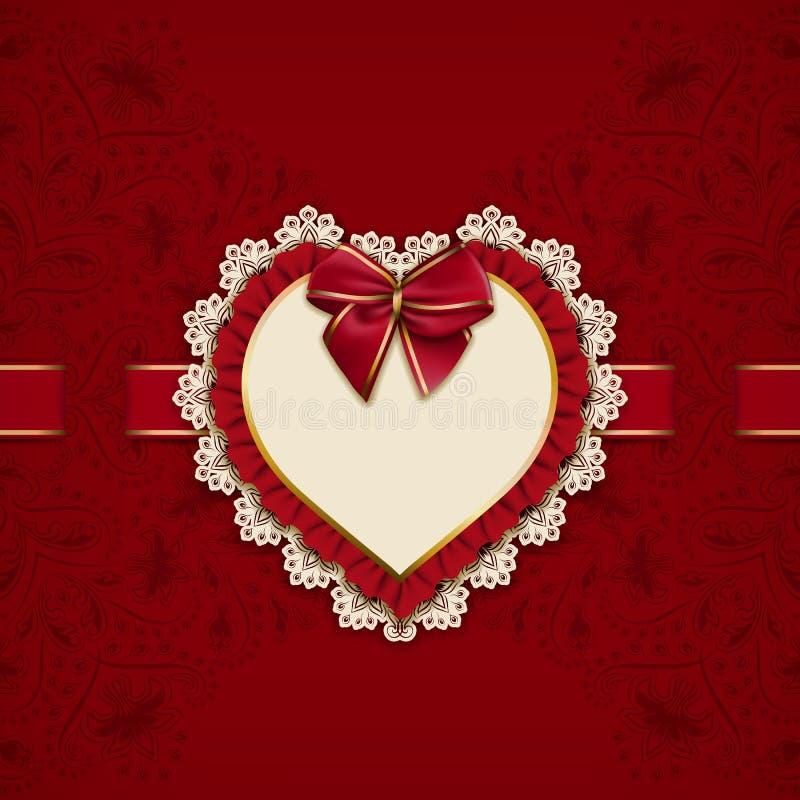 Elegancki wektorowy szablon dla luksusowego zaproszenia, ilustracja wektor