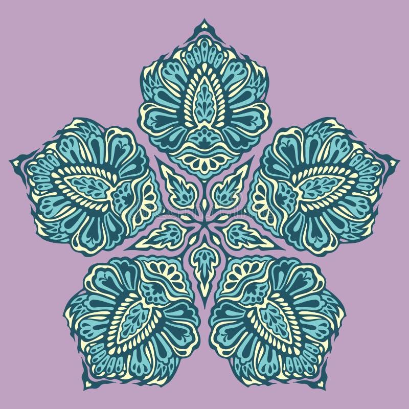 Elegant abstract pattern