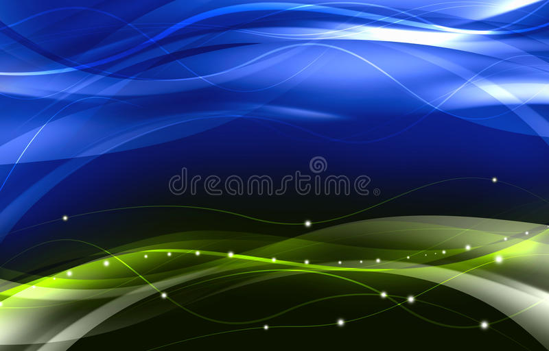 elegant abstrakt bakgrund royaltyfri illustrationer