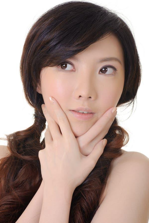 Elegant Asian Lady Stock Image - Image: 19752791