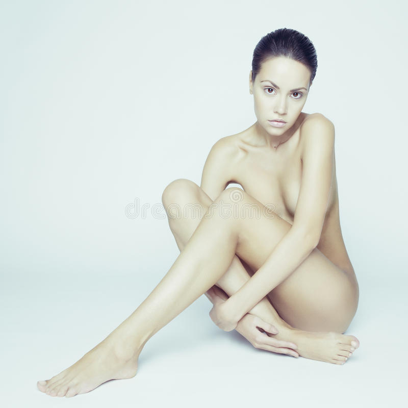 Download Elegant sitting lady stock image. Image of legs, natural - 29746509