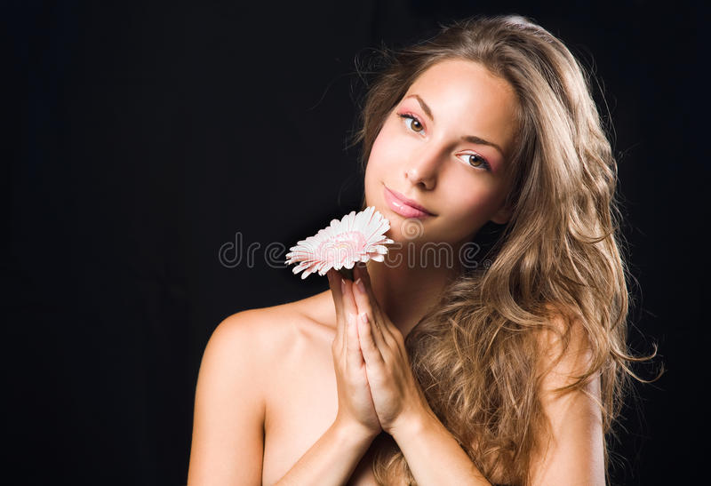 Download Elegant Beauty Shot Of Young Brunette. Stock Photo - Image: 20563548