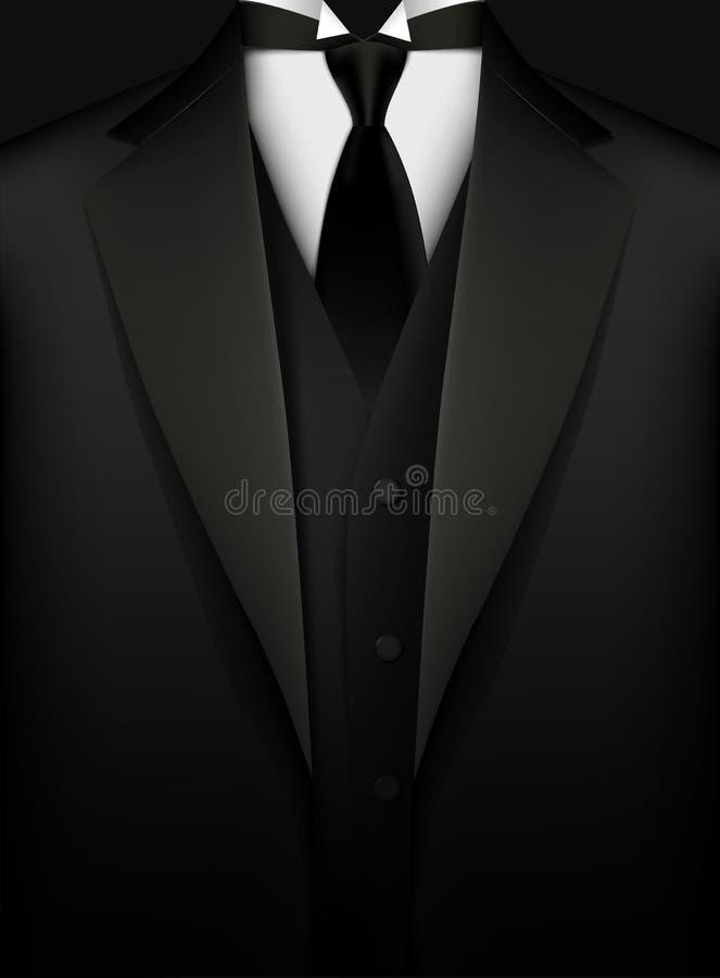 Black Tuxedo Stock Illustrations 5 702 Black Tuxedo Stock