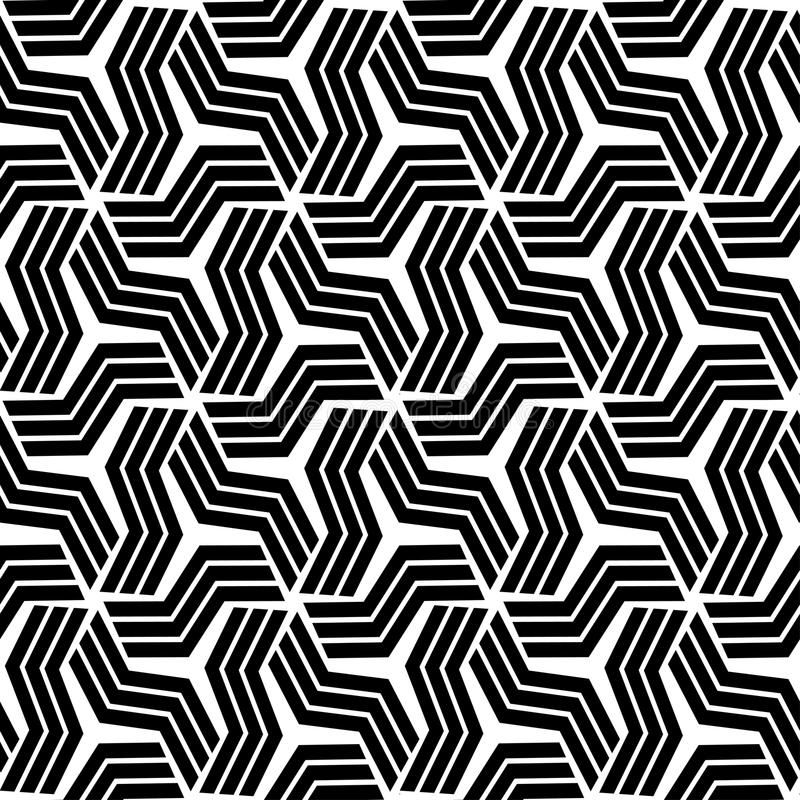 Download An Elegant Black And White, Vector Pattern Stock Illustration - Image: 26822366