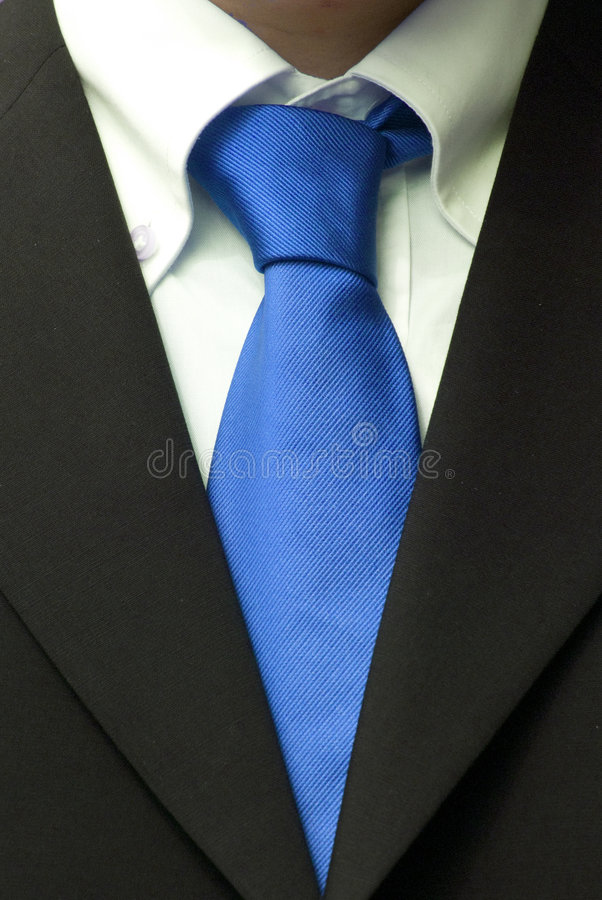 Elegant businessman stock images