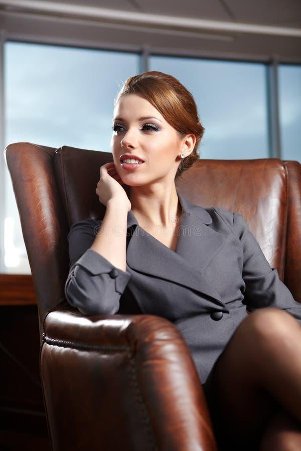 Download Elegant businesswoman stock image. Image of classical - 23169101