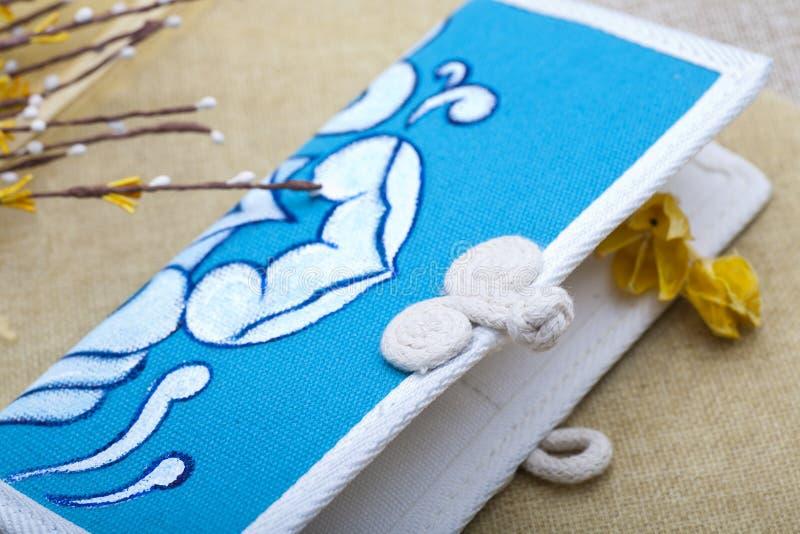 Download Elegant canvas purse stock photo. Image of painted, handbag - 26369282