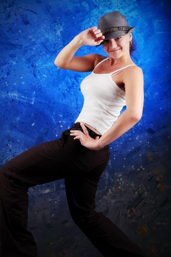 elegant dansare arkivfoton