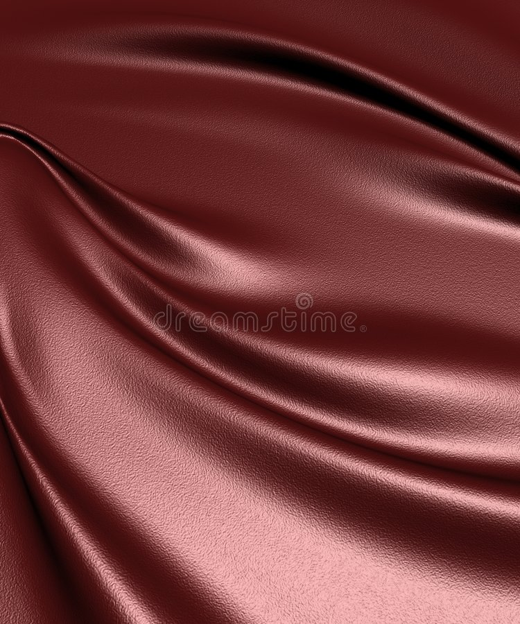 Elegant dark red leather cloth background royalty free stock images
