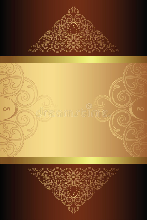 Elegant design background stock illustration