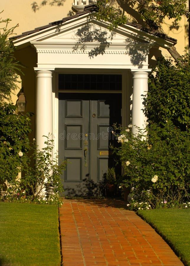 Download Elegant entrance 52 stock photo. Image of landscape, pretty - 284420