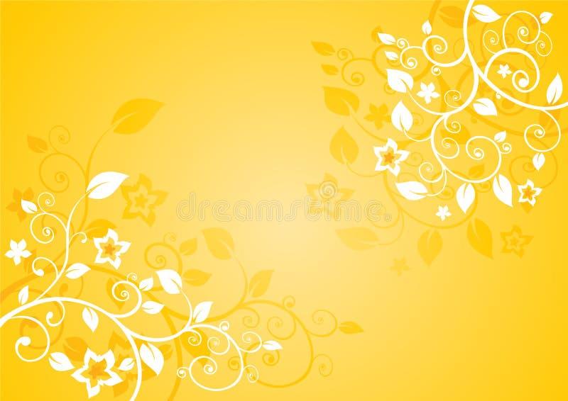 Download Elegant floral background stock vector. Image of drop - 10825883
