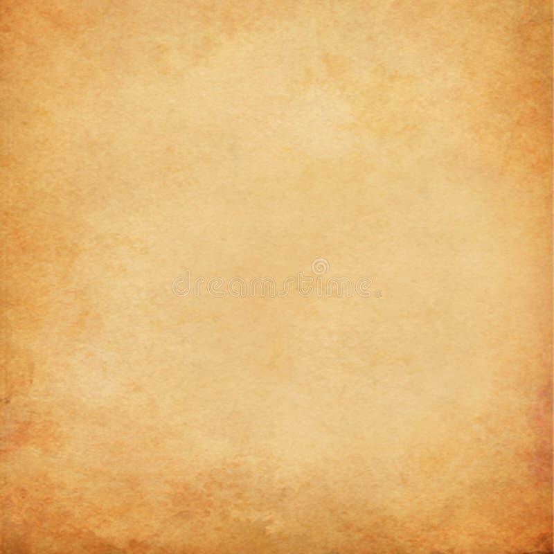 elegant gammal paper textur för bakgrund arkivfoto