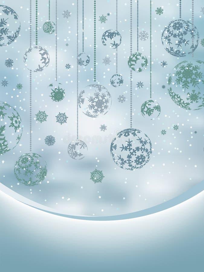 Download Elegant Gentle Christmas Card. EPS 8 Royalty Free Stock Image - Image: 19676096