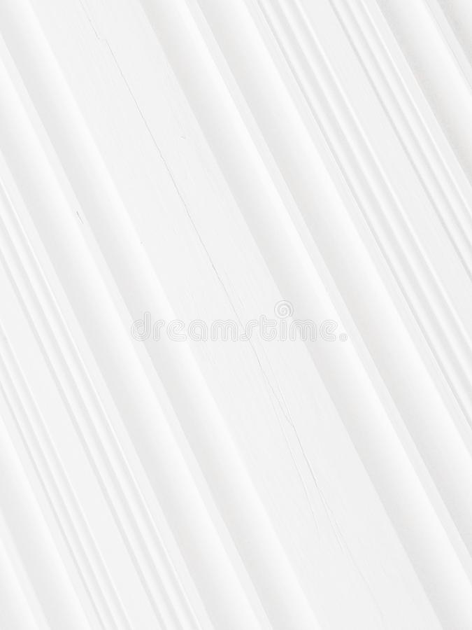 Elegant geometric white background with 3d lines and space for text stock image