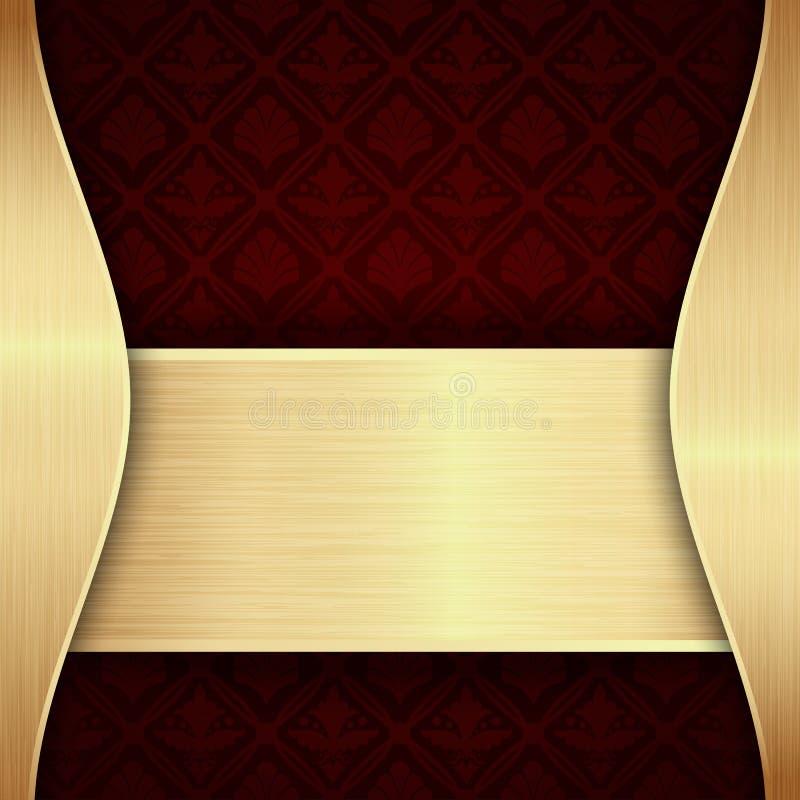 Download Elegant golden background stock illustration. Image of abstract - 32337949
